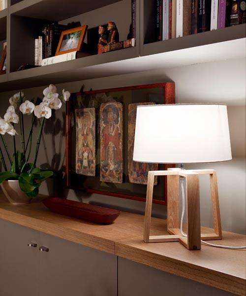 Faro Bliss 28401 Lampada Tavolo Moderna 1 Luce