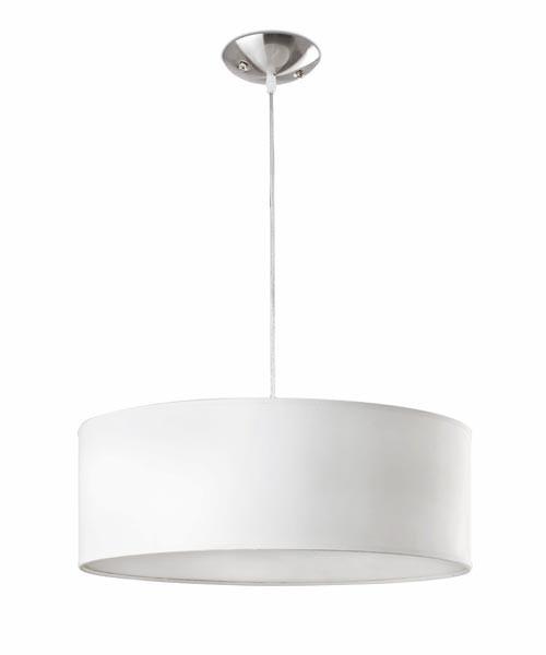 Faro Seven 50 cm. Lampadario moderno 3 Luci Colori a scelta