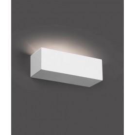 Faro Eaco-1 63176 Lampada Parete in Gesso 1 Luce