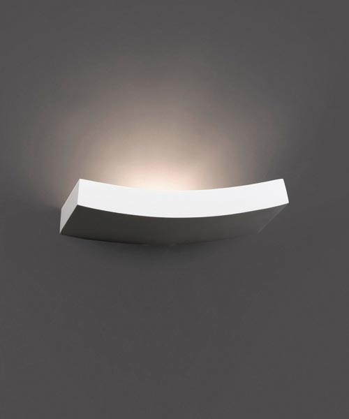 Faro Eaco-3 63178 Lampada Parete in Gesso 1 Luce