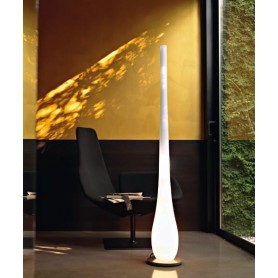 AV Mazzega Vaso XLS TE5036 Lampada Terra Vetro soffiato