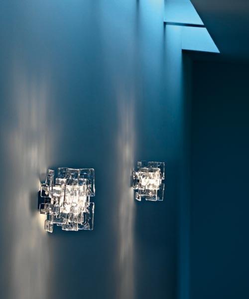 AV Mazzega Sixty AP1083 Lampada Parete 4 Colori