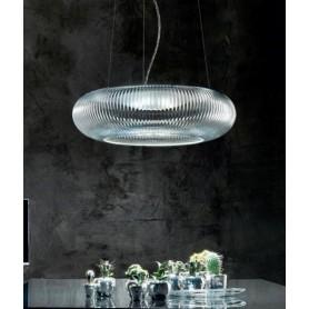 De Majo Cannettata S52 ED Lampadario LED 60w Dimmerabile