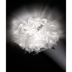 Slamp Veli Prisma Mini Lampada Parete/Soffitto 1 Luce R.E