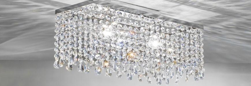 LAMPADE IN CRISTALLO: Catalogo online a prezzi scontati