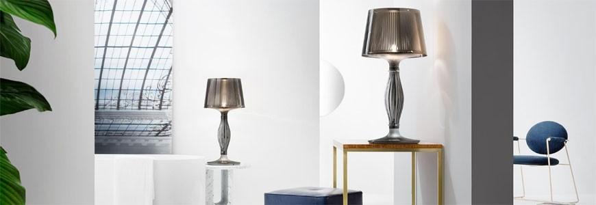 LAMPADE MODERNE DA TAVOLO: catalogo e prezzi scontati per acquistare online.