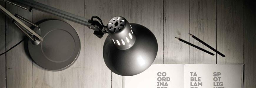 LAMPADE MODERNE DA SCRIVANIA: catalogo online di lampade moderne da scrivania