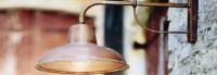 LAMPADE RUSTICHE IN METALLO E VETRO: catalogo e prezzi online.