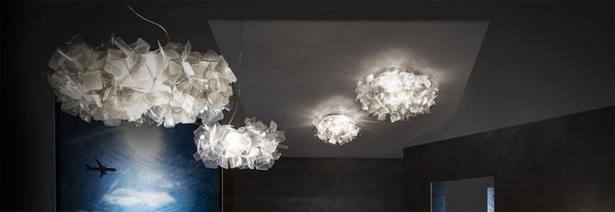 SLAMP Clizia: Vendita online a prezzi scontati di lampade Slamp Clizia