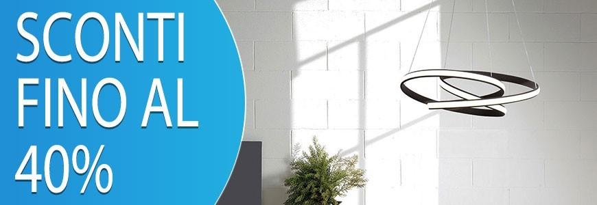OUTLET LAMPADE: Le offerte del mese a prezzi scontatissimi